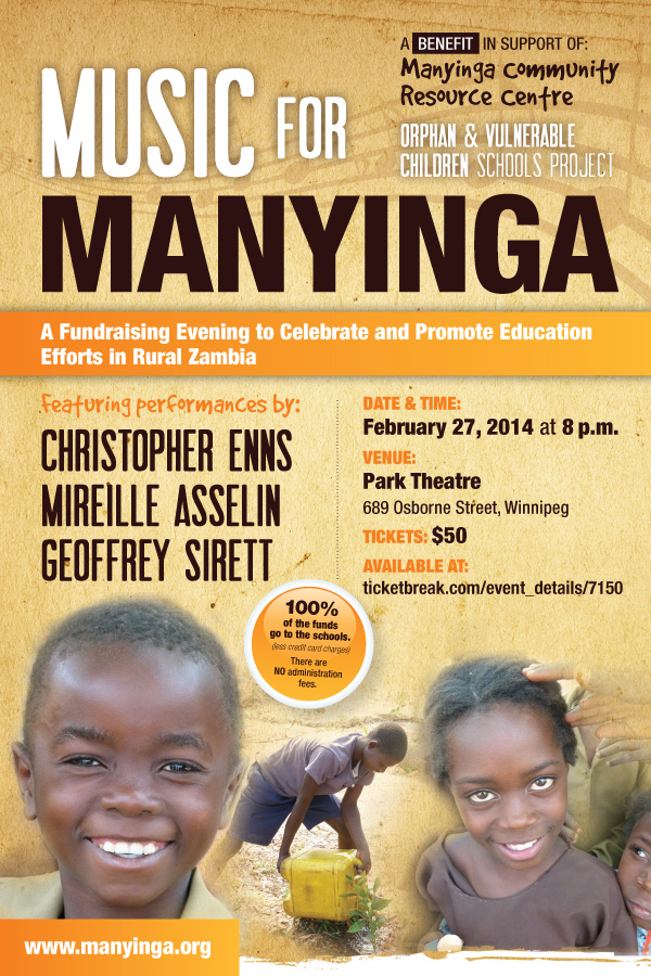 Music For Manyinga