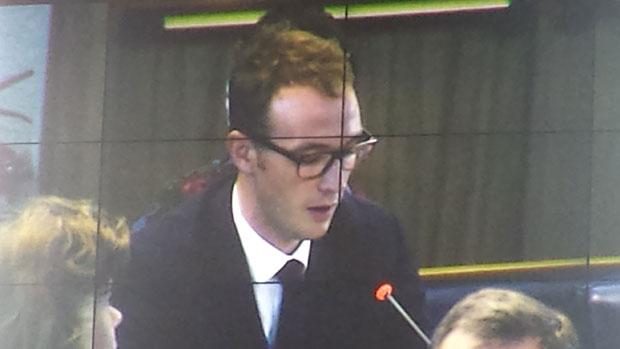 John Young Simpson of Duxton Asset Management, PSM Member